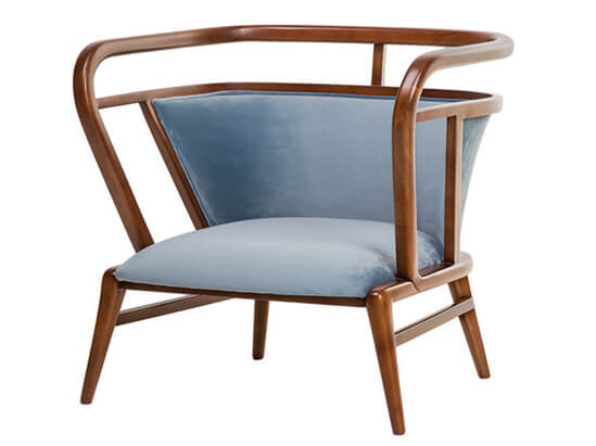Empire Lounge Chair - JG Home Furniture