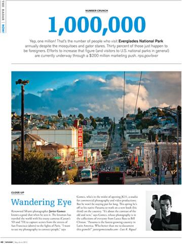 Wondering Eye Digital Modern Luxury Magazine