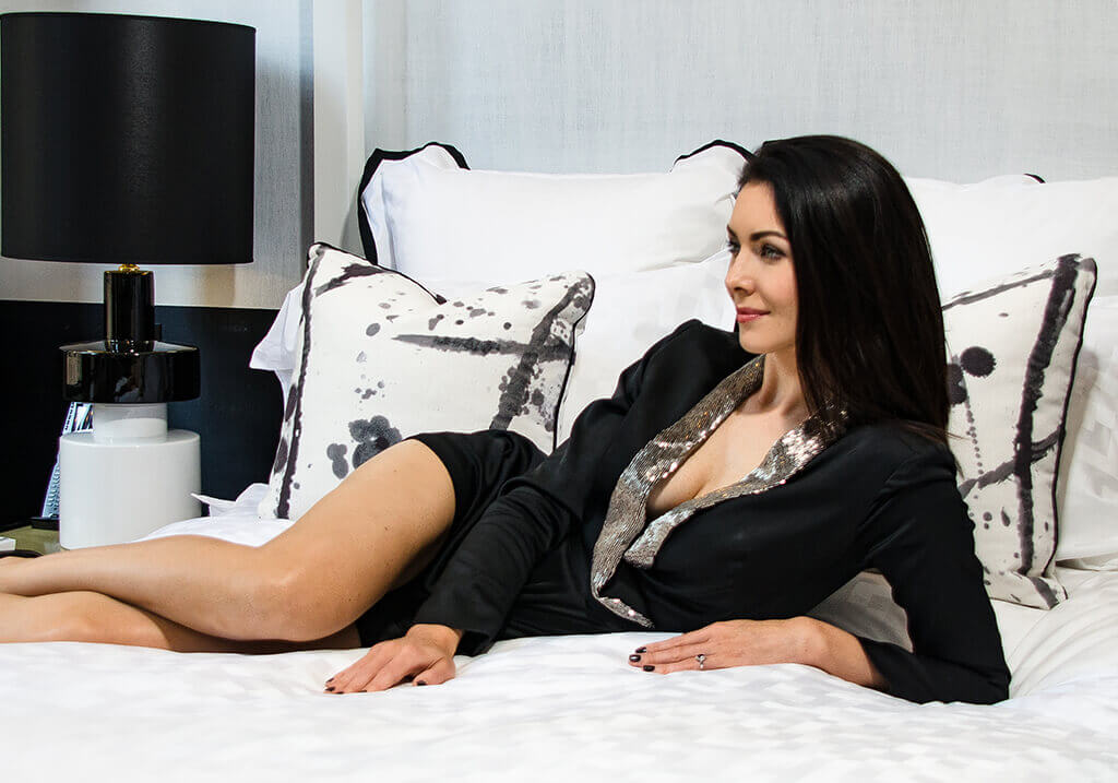 Luxury Bedding JG Home