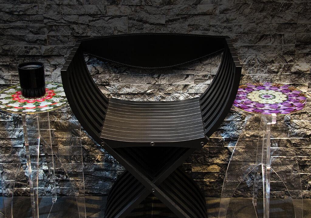 Mandala Acrylic Tables JG Home