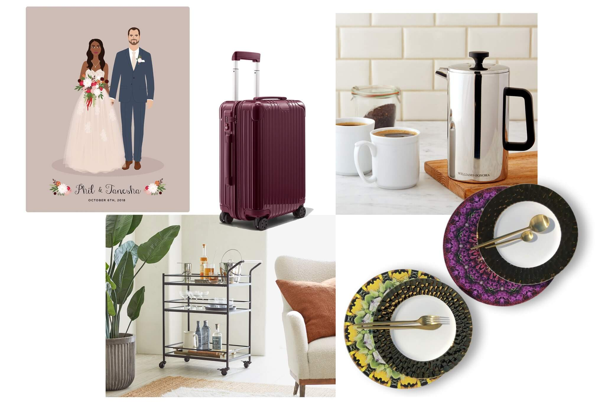 Wedding Presents That Will Turn Any House Into a Home