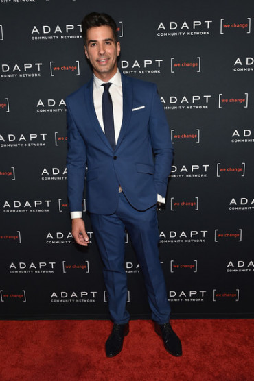 Javier Gomez Adapt Leadership Awards Gala