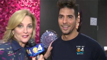 CBS 4 MIami Javier Gomez interview